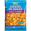Cocktail de snacks Bolsa 250 g Aspil