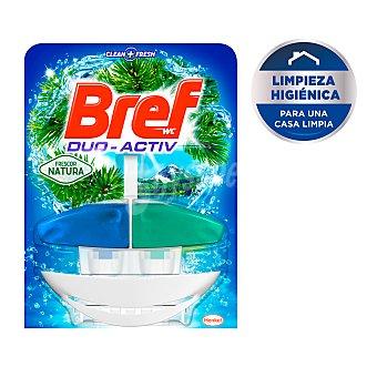 Bref WC Block wc líquido desinfectante duo-activo colgador + recambio 1 ud