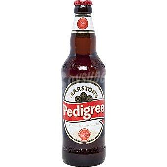 Marton's cerveza rubia inglesa Pedigree Special Premium Ale botella 50 cl