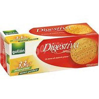 GULLÓN Diet Galleta digestiva 33% grasa Caja 400 g