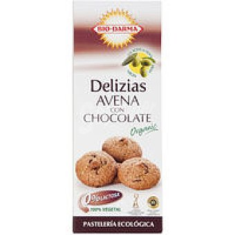 Bio-darma Delizias de Avena con Chocolate Caja 110 g