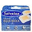 Tiras adhesivas Aqua Block 12 ud Salvelox