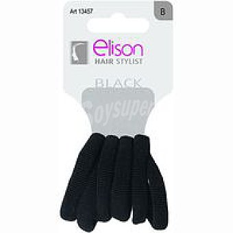 6 elast.elison med.clasi.negro