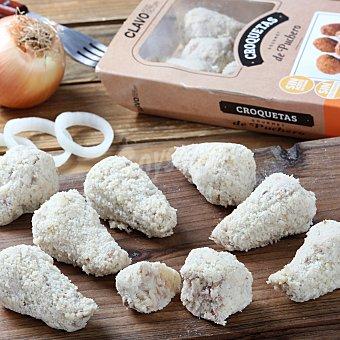 Clavo Croquetas de Puchero Gourmet Clavo Food 200 G 6 uds