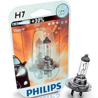 Philips Lámpara de automóvil Visión para faros delanteros H7 12 V 55 W 1 Unidad