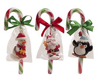 Dekora Bastón de caramelo Navidad, 29 gramos