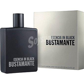 Bustamante Colonia esencia In black Bustamante para hombre Frasco 100 ml