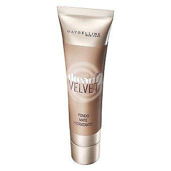 Maybelline New York Base de maquillaje mate hidratante Dream Velvet nº 48 Sun Beige 1 ud