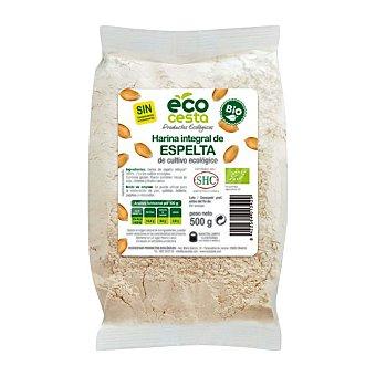 El Granero Integral Bio harina de espelta integral ecológica Bolsa 500 g