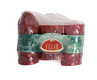 Villar Lote embutidos (lomo 250g, Chorizo250g, Salchichón 250g) 1 Unidad