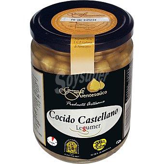 Legumer Garbanzos castellanaos de Fuentesaúco cocidos frasco 425 g frasco 425 g