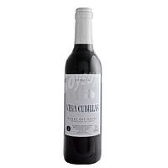 Vega Cubilla Vino Tinto Crianza Botellín 37 cl