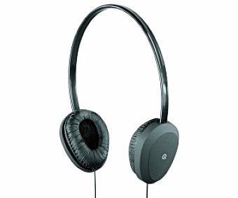 QILIVE IX 1209 Auriculares tipo Diadema Negro, con cable