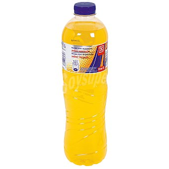 DIA Bebida refrescante aromatizada naranja Botella 1.5 lt