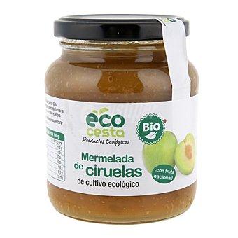Ecocesta Mermelada ciruela bio 370 g
