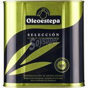 Oleoestepa Aceite de oliva virgen extra Lata 2,5 litros