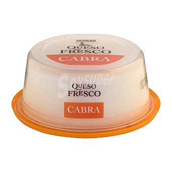 Hacendado Queso fresco tradicional cabra Tarrina 250 g