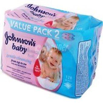 Johnson's Baby Toallitas Paquete 128 unid