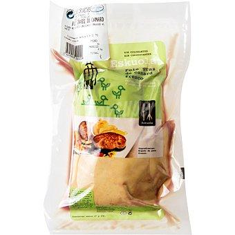 Eskuola Foie gras de canard peso aproximado Envase 650 g