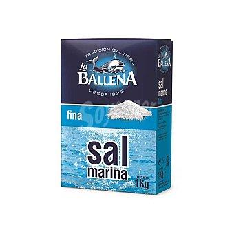 LA BALLENA Sal Marina Fina 1 kg