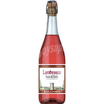 Roccaforte Lambrusco Rosato Botella 75 cl