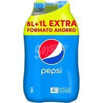 Pepsi Refresco de cola Pack 4x2,25 litros
