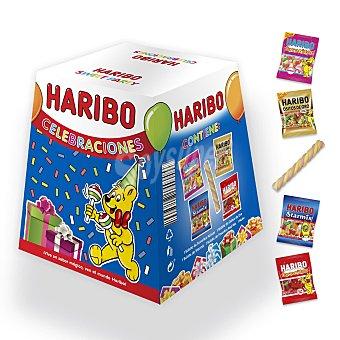 Haribo Caramelos surtidos celebraciones Caja 100 g