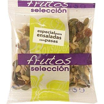 Medina Cóctel especial para ensaladas con pasas Bolsa 50 g