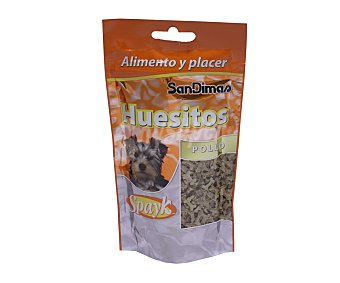 San Dimas Huesitos para perros adultos pequeños Spayk Bolsa 60 g
