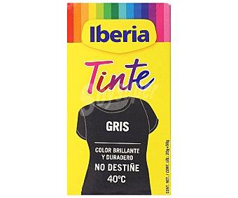 Iberia Tinte para cambiar color ropa color gris Caja 2 unidades