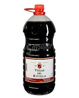 Vegas del Rivilla Vino tinto 2 Litros