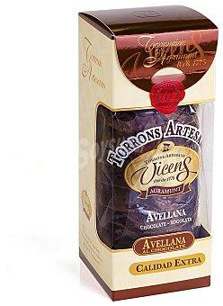 Vicens Turrón de avellana y chocolate Caja 300 g