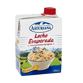 Central Lechera Asturiana Leche evaporada Brik 330 ml