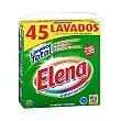 Detergente en polvo Maleta 45 dosis Elena