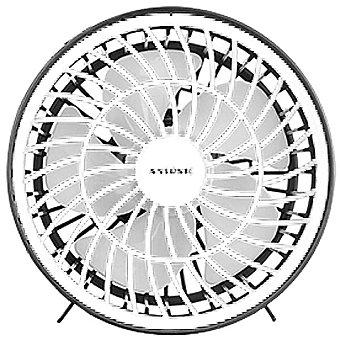 Ansonic Ventilador mini en color blanco HW-214 1 unidad