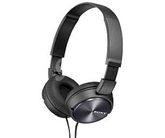 SONY MDRZX310B Auriculares tipo Casco Negro DJ, con cable 1,2 Metros