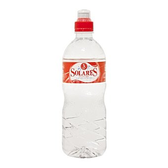 Solares Agua mineral tapón sport 75 cl