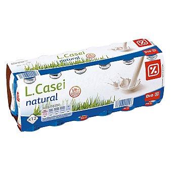 DIA LIFEFORM Yogur líquido natural pack 12 unidades 100 g Pack 12 unidades 100 g
