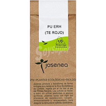 JOSENEA Té rojo Paquete 20 g