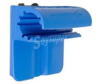 Sunny Delight Fijación de sombrilla de plástico para silla de color azul, sunnyday.