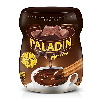 Paladín Chocolate en polvo para preparar a la taza 350 gramos