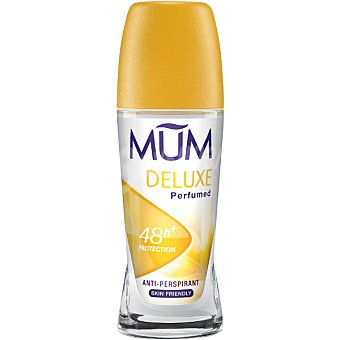 Mum Desodorante roll-on Deluxe Flor de Loto sin alcohol Envase 50 ml