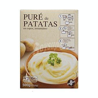 Pure patata copos sin leche Caja - 500 g