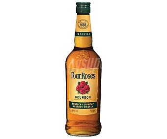 Four Roses Whiskey Bourbon Botella de 1 Litro