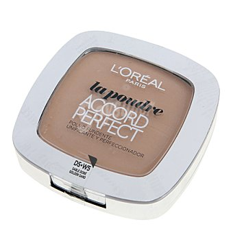 L'Oréal Polvos compactos Accord Perfect Nº5 1 ud