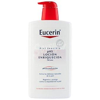 Eucerin Loción enriquecida Dosificador 1000 ml