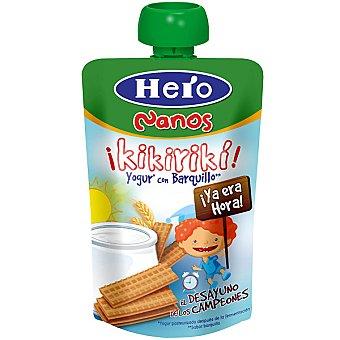 Hero Nanos Yogur con barquillo en bolsita 100 g