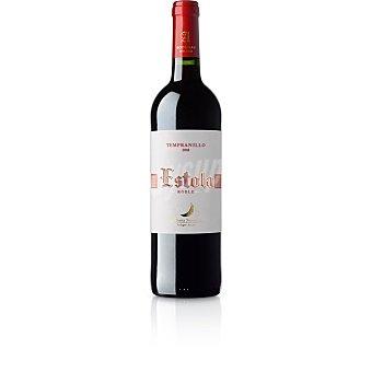 Estola Vino tinto tempranillo roble 12 meses D.O. La Mancha Botella 75 cl