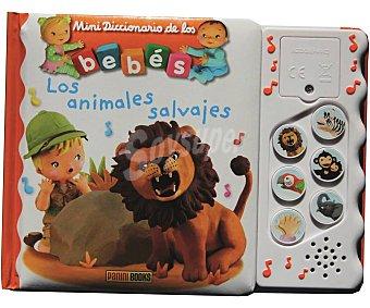 Panini Animales salvajes (con audio). ÉMILIE BEAUMONT, Género: Infantil, Editorial: