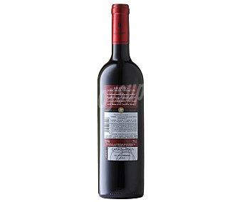 Aragus Vino tinto garnacha y cabernet con denominación de origen Campo de Borja (zaragoza) Botella de 75 centilitros